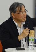 中村由紀人氏(毎日新聞出版株式会社 取締役)