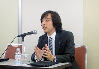 伊藤正裕氏