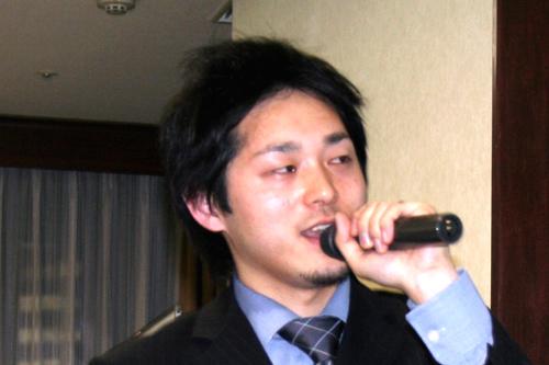 国井哲也氏