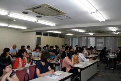 第三期「編集技術講座」第三回