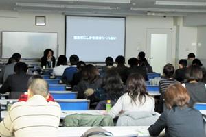第四期「編集技術講座」第7回
