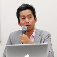 加藤 貞顕氏